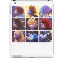 Kingdom Hearts Team iPad Case/Skin
