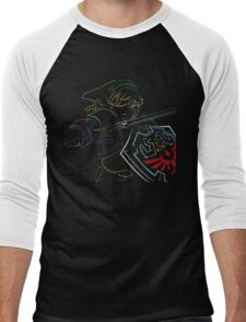 THE LEGEND OF ZELDA Men's Baseball ¾ T-Shirt