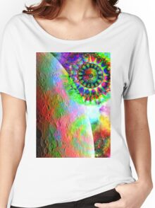Universe Women's Relaxed Fit T-Shirt