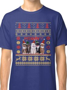 Meowy Christmas!!!! Classic T-Shirt