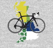 Tour of Britain Kids Tee