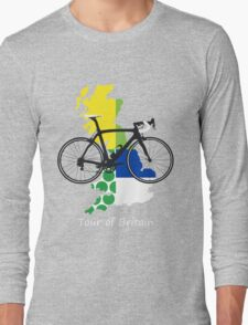 Tour of Britain Long Sleeve T-Shirt