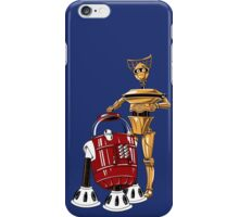 The Bots You're Looking For iPhone Case/Skin