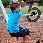 Euan is 5 by janetJ