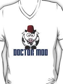 Doctor moo- Fez T-Shirt