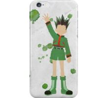 Gon Freecs - Hunter x Hunter iPhone Case/Skin