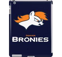 Denver Bronies iPad Case/Skin