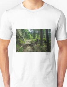 Fairytale Forest - Nature Photography Unisex T-Shirt