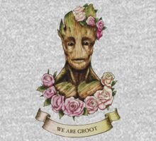 We are Groot...  by Aortic-Inkwell