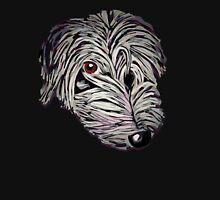 Cheeky lurcher pup Hoodie