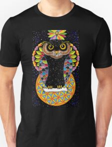 Owl Of Life Unisex T-Shirt