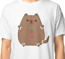 Cute Christmas Gingerbread Pupsheen Classic T-Shirt
