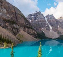 Moraine Lake Banff National Park Sticker