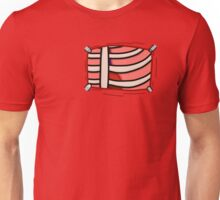 Beautiful Inside (Red) Unisex T-Shirt