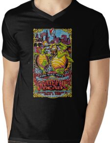 Grateful Dead - Fare Thee Well (50 Years) Mens V-Neck T-Shirt