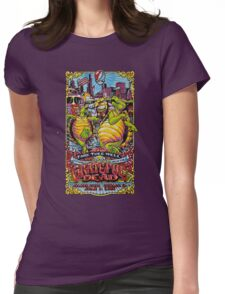 Grateful Dead - Fare Thee Well (50 Years) Womens Fitted T-Shirt