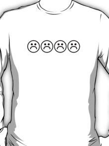 yung lean | sadboys | sad face long sleeve  T-Shirt
