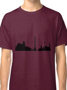 Stuttgart skyline Classic T-Shirt