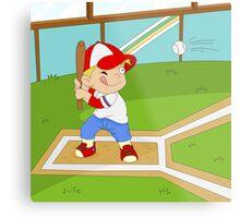 Non Olympic Sports: Baseball Metal Print