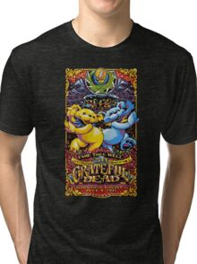 Grateful Dead - Fare Thee Well (50 Years) Tri-blend T-Shirt