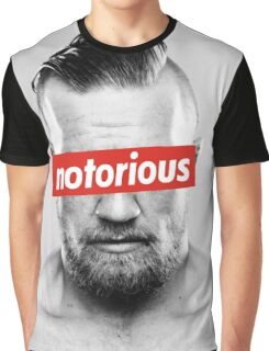 McGregor - The Notorious Graphic T-Shirt