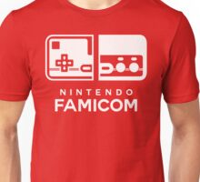 FAMICOM SWITCH Style (English Ver.) Unisex T-Shirt