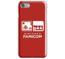 FAMICOM SWITCH Style (English Ver.) iPhone Case/Skin
