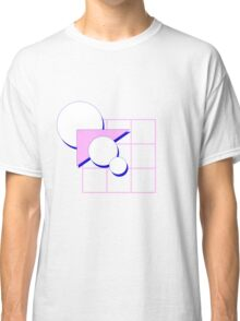 Pastel Moon Travels Classic T-Shirt