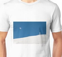 The cross of Monte Catria and the Moon Unisex T-Shirt