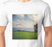 Paraglider, Falmouth Unisex T-Shirt