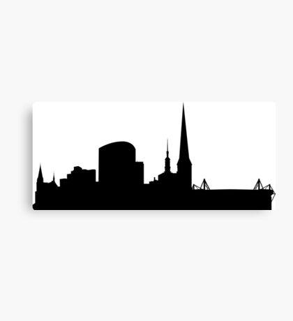 Dortmund skyline Canvas Print