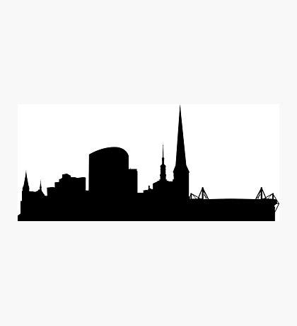 Dortmund skyline Photographic Print