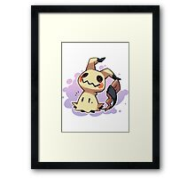 Mimikyu  Framed Print