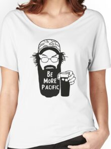 Be More Pacific Women's Relaxed Fit T-Shirt