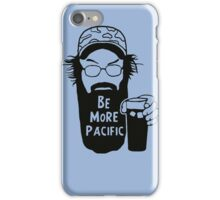 Be More Pacific iPhone Case/Skin