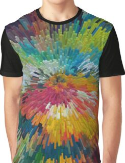 Abstract 198 Graphic T-Shirt