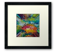 Abstract 198 Framed Print