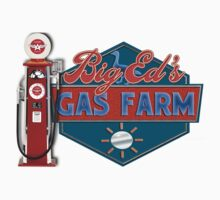 Twin Peaks - Big Ed's Gas Farm by OutlawOutfitter