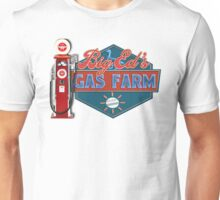 Twin Peaks - Big Ed's Gas Farm Unisex T-Shirt
