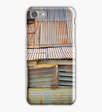 Rusty Shack iPhone Case/Skin