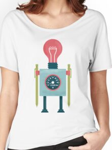 Robot N°2 Women's Relaxed Fit T-Shirt