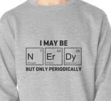 Periodically Nerdy Pullover