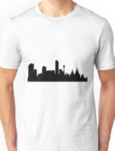 Liverpool skyline Unisex T-Shirt