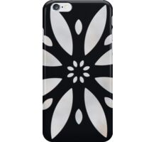 abstract flower iPhone Case/Skin