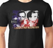 Lee Harvey Oswald Lone Star Assassin Unisex T-Shirt