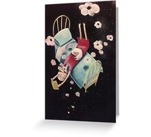 Page Turner Greeting Card