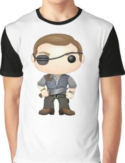 -POP- The Governor Graphic T-Shirt
