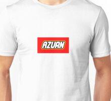 "Azurn ""Lego"" Design Unisex T-Shirt"