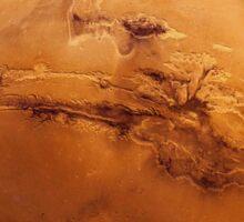 Mars  Sticker
