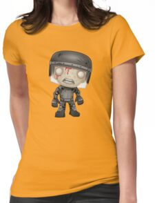-POP- Zombie Womens Fitted T-Shirt
